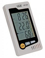 DT-322 Измеритель температуры и влажности
