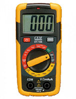 DT-105 цифровой тестер, мультиметр