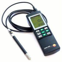 Testo 445 термоанемометр