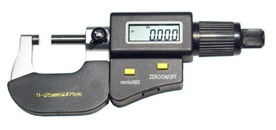 Микрометры электронные