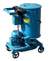 Нагнетатель смазки с электроприводом С-321М (40 литров)