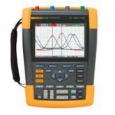 FLUKE 190-204/S - осциллограф-мультиметр четырехканальный 200 МГц с комплектом SCC290