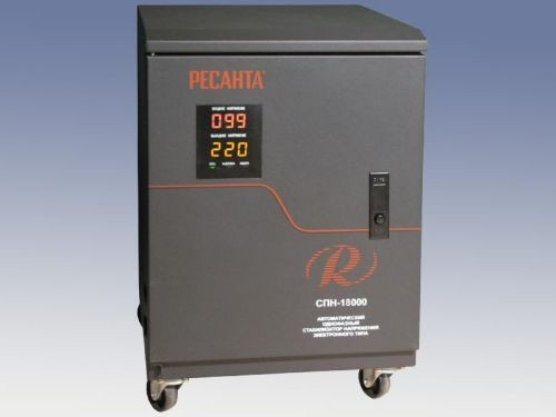 Стабилизатор напряжения СПН- 18000