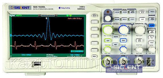 Цифровой осциллограф SDS1052DL