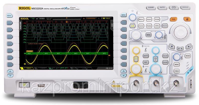 Rigol MSO2302A-S цифровой осциллограф с опцией встроенного генератора