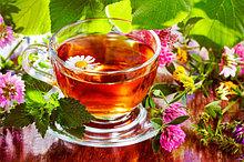 Лечебные чаи
