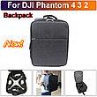 Сумка - рюкзак нейлон для квадрокоптера DJI Phantom 3 и 4, фото 6