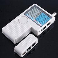 Кабельный тестер, SHIP, G268, Для тестирования  RJ-45, RJ-11, USB, фото 1