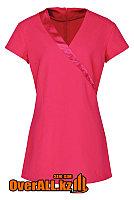 Розовая форменная блузка, топ, фото 1