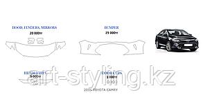 Toyota Camry 55 2015-2016г.в. готовые лекала