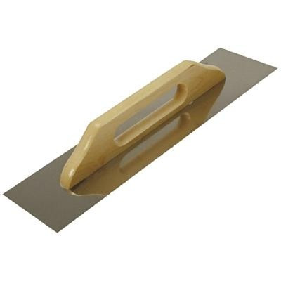 ГЛАДИЛКА 130х480мм(нержавеющая сталь,деревянная ручка)