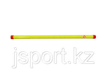 Палка гимнастическая (Бодибар) 1 кг, Цельная, Россия