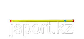 Палка гимнастическая (Бодибар) 4 кг, Цельная, Россия