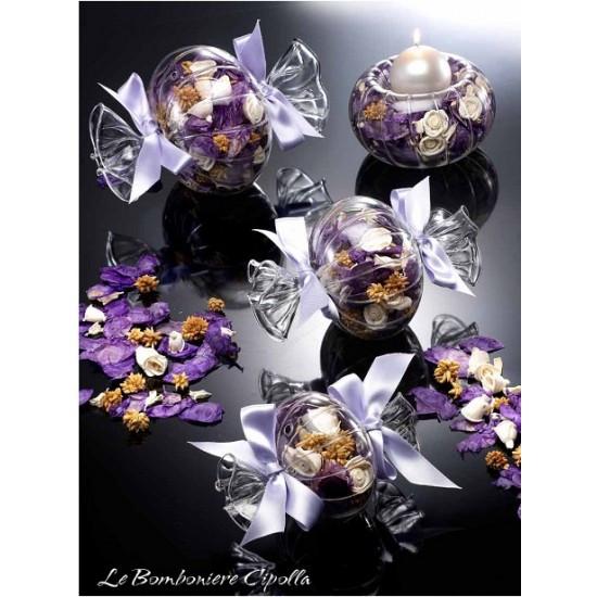 Саше-попурри с лепестками цветов. Италия, ручная работа