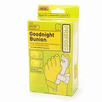 Бандаж-фиксатор для лечения деформации большого пальца на ноге Goodnight Bunion, фото 1