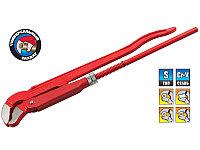 Ключ Трубный рычажный, цельнокованный, ЗУБР №1, тип S