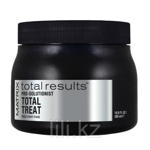 Крем-маска для глубокого ухода за волосами Matrix Total Results Pro Solutionist Total Treat Deep Cream Mask