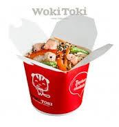 Лапша и рис в коробочках WOKI- TOKI