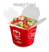Лапша в коробочках WOKI- TOKI