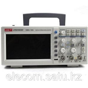Цифровой осциллограф UTD2102CEX 100 МГц UNI-T