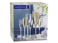 Набор фужеров для шампанского Luminarc Signature 170 мл. (6 штук)