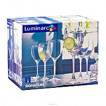 Набор фужеров для вина Luminarc Signature 350 мл. (6 штук)