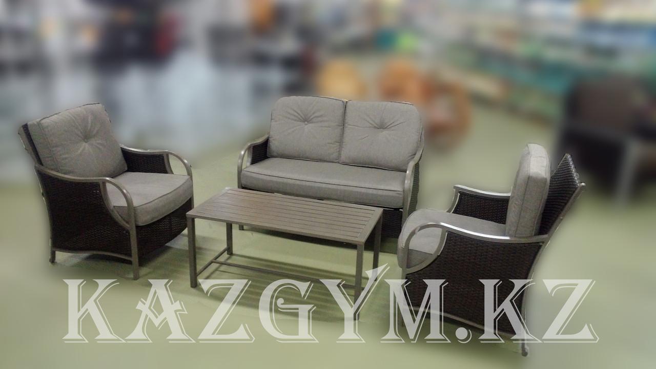 Комплект мебели из ротанга Florida