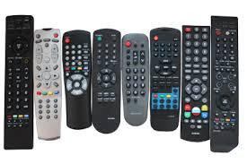 Пульты ДУ для TV