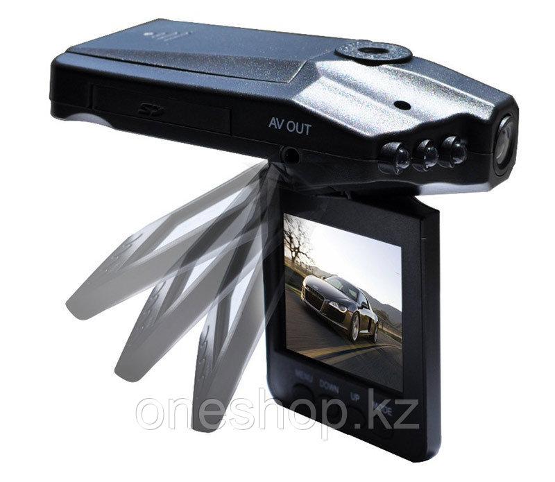 Видеорегистратор с GPS HD SMART