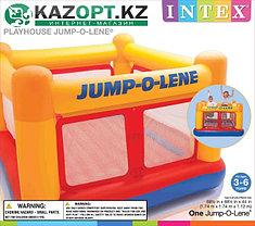Надувной батут JUMP-O-LENE intex 48260, фото 2