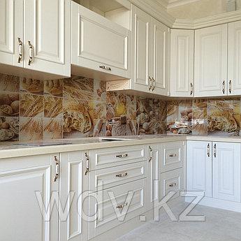 Стеклянные фартуки на кухню
