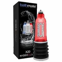 Гидропомпа Bathmate Hydromax X20 красная, фото 1