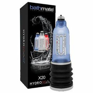 Гидропомпа Bathmate Hydromax X20 синяя