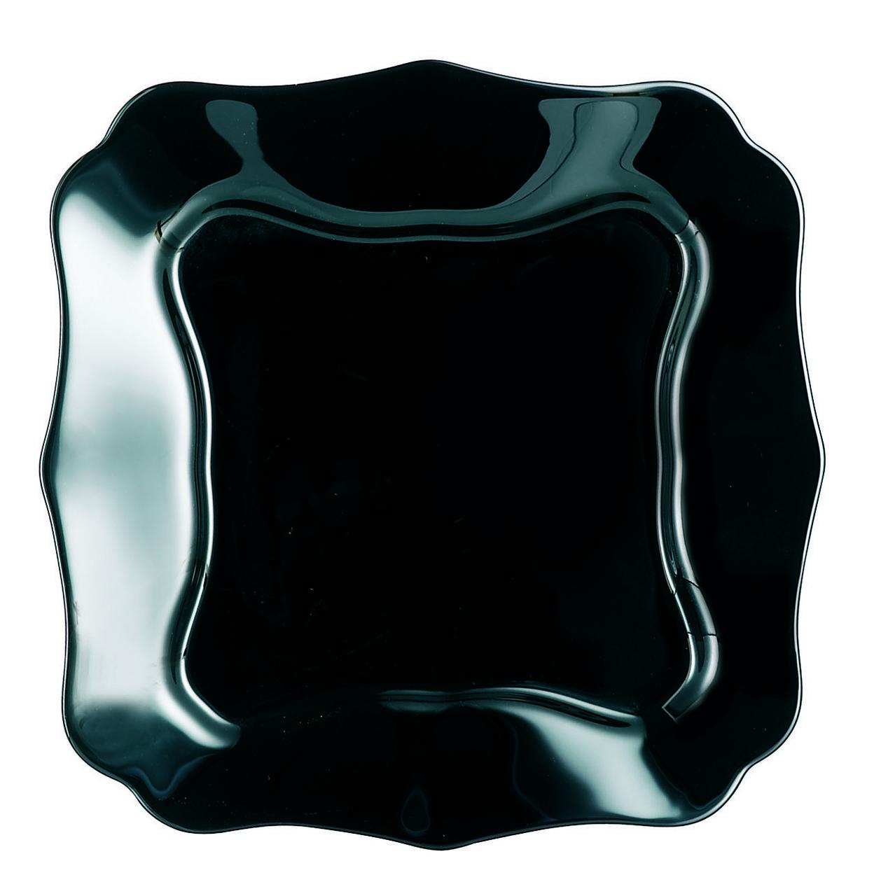 Тарелка десертная Authentic Black 20,5см (J1336)