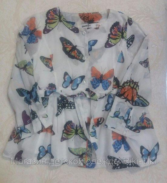 Туника-рубашка для девочки