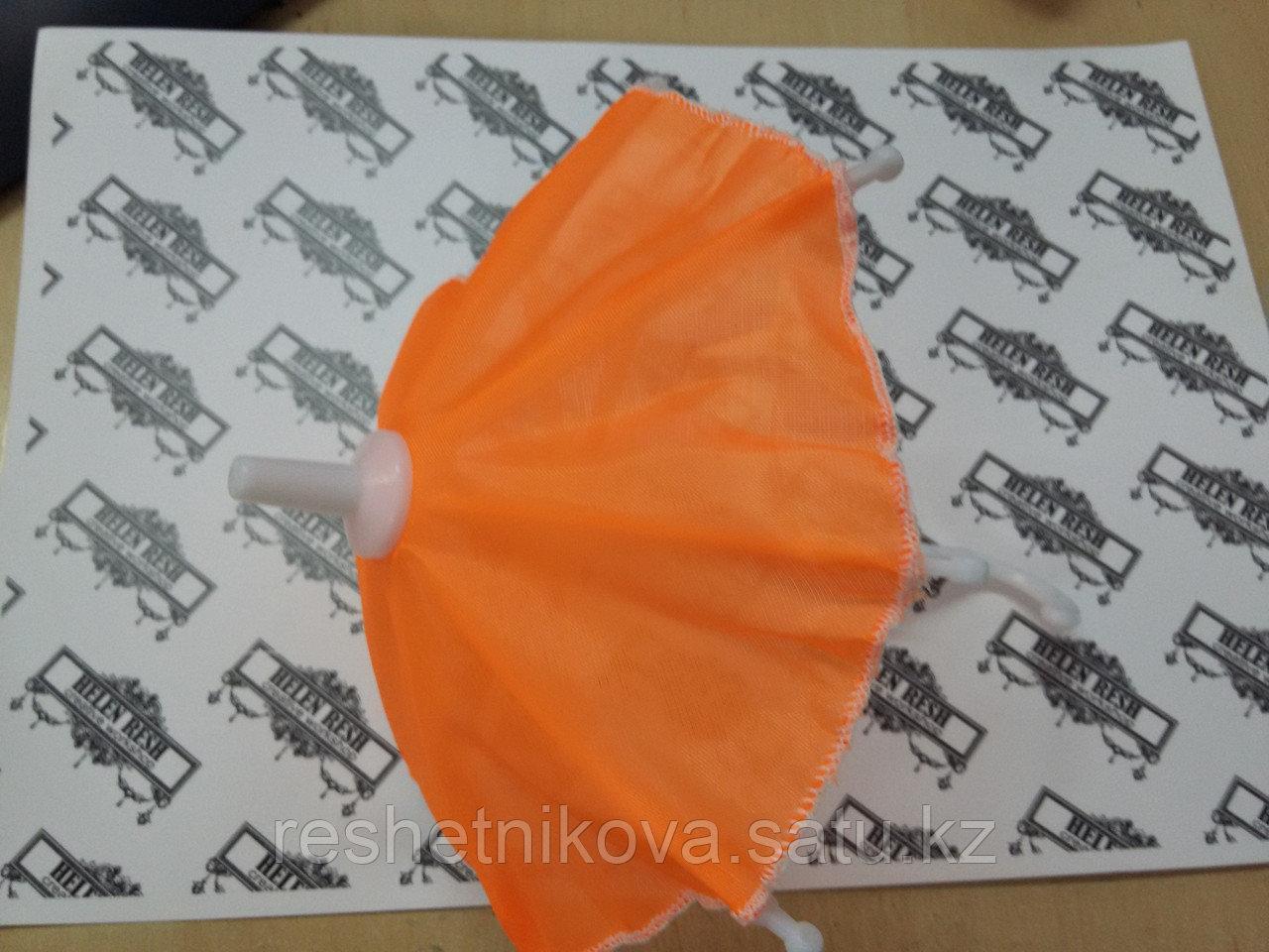 Зонт гипюр, пластик