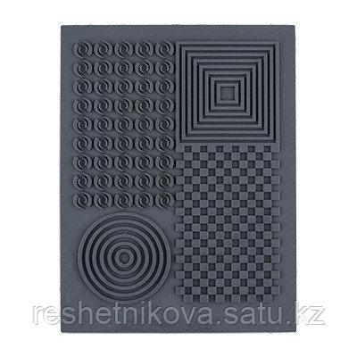 Штамп резиновый Геометрия(13) Craft Clay
