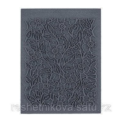 Штамп резиновый Цветы(11) Craft Clay