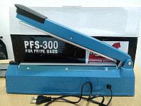 Ручной импульсный запайщик пакетов 30 см., фото 1