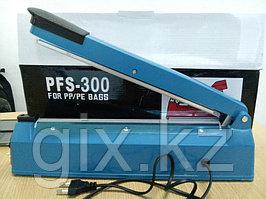 Ручной импульсный запайщик пакетов 30 см.