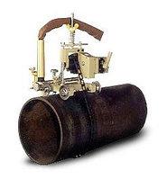Машина для плазменной резки труб CG2-11B (электропривод)