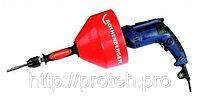Ручное электрическое устройство для чистки труб Роспи R36 Plus