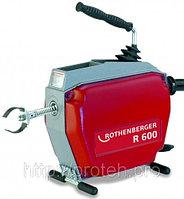Электрическая машина для прочистки труб R 600
