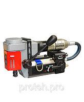 Магнитный пневматический сверлильный станок ПРО-35АД-А