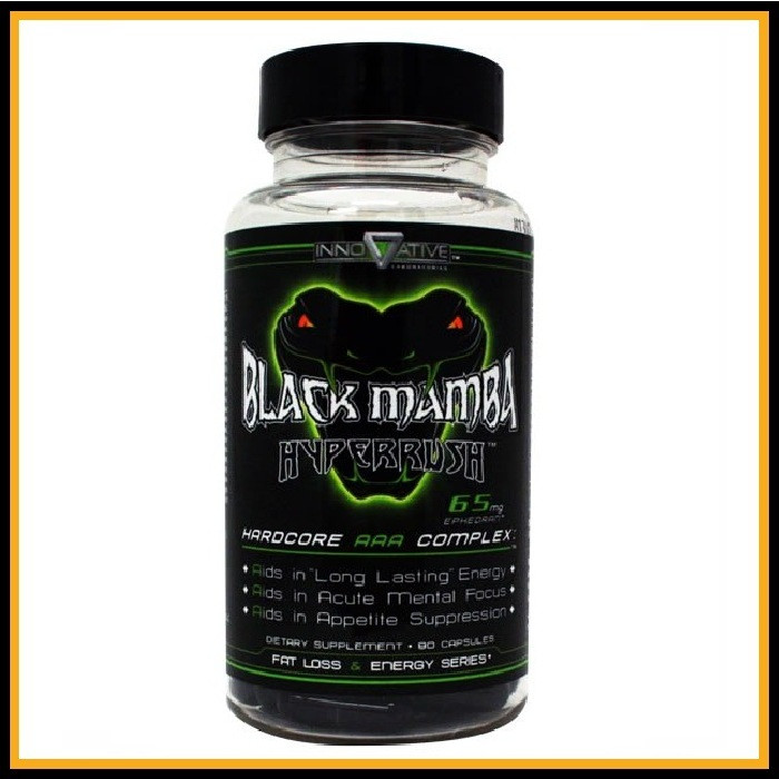 Innovate Black Mamba (90капс)