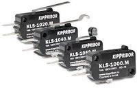 Микровыключатели серии KLS-A1xxx.x.