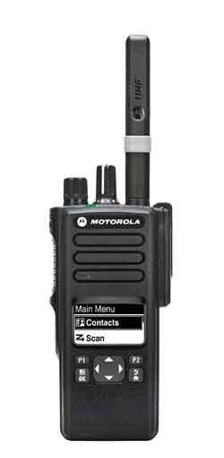 Радиостанция Motorola MOTOTRBO DP4600/DP4601