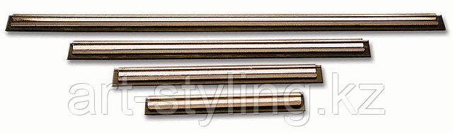 """Черная высококачественная резина с алюминиевым кантом, 12"""" (35 см)"""