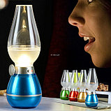 Светодиодная ретро-лампа ночник, фото 2