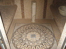 Строительство хаммама. (турецкая баня).
